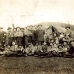 1911 troupe de Plaisance