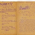 1917 Boulogne L'Alouette n°1 et 2