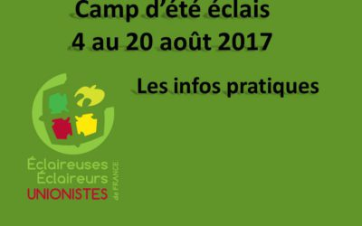 Camp été BM