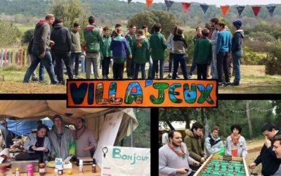 villa jeux