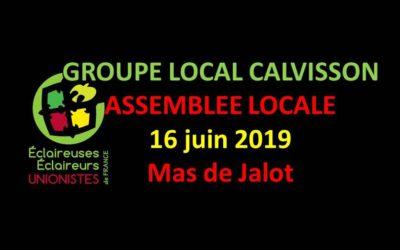 Assemblée locale 2019