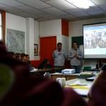 16h00 : place aux présentations d'année et de camps d'été. Les Lions, aînés à Lille, nous racontent leur voyage au Cambodge...