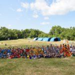 Camp Régional BM 2017 Auvergne, Rhône-Alpes, à  Chabanet (07)