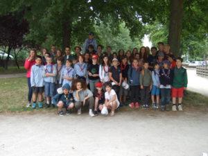 Vis mon camp 2017 EEdF - EEUdF : jour du départ