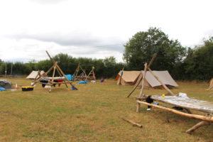 Vis mon camp EEdF - EEUdF : installations