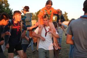 Vis mon camp EEdF - EEUdF : soirée avec les Scouts et Guides de France