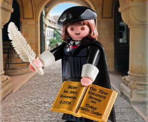 Playmobil Luther