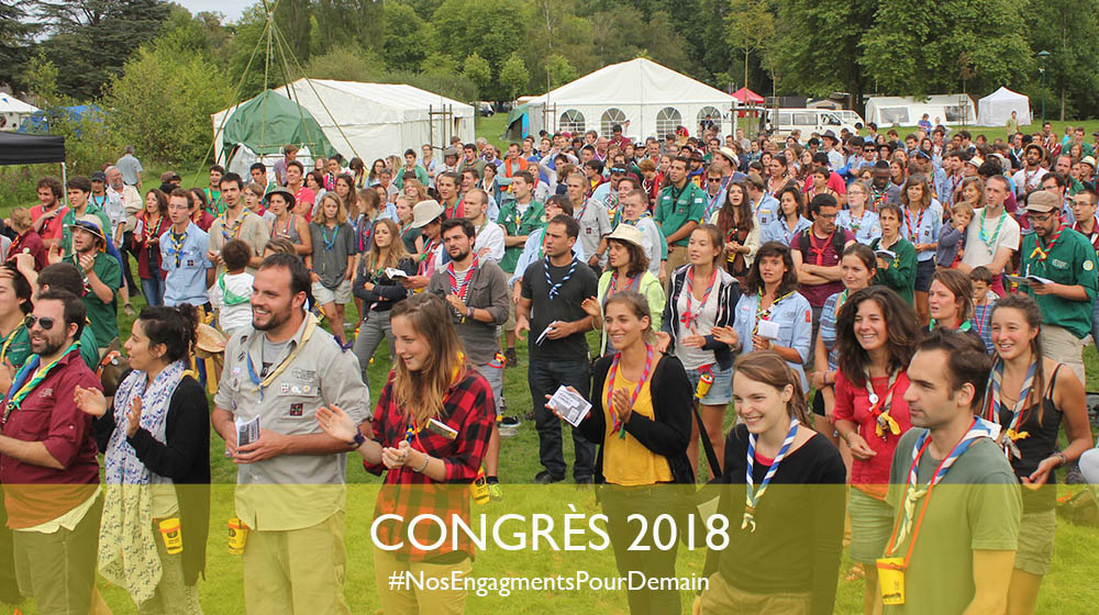 congres groupe scout