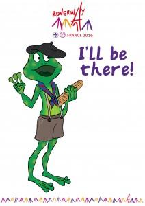 froggie-selfie