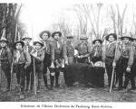 1911 eclaireurs Faubourg Saint-Antoine