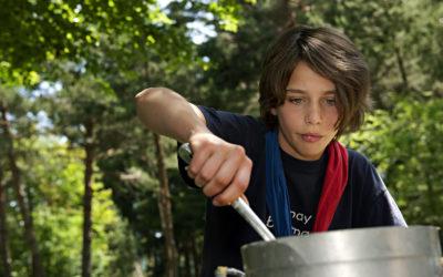 Camp été scout