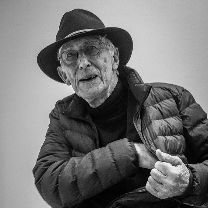 Tomi Ungerer en novembre 2017 - © Claude Truong-Ngoc / Wikimedia Commons