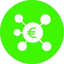 picto stratégie financière
